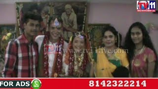 FOREIGNERS' WEDDING IN INDIAN TRADITION AT PUTTAPARTHI ANANTAPUR TV11 NEWS 28TH MAY 2017