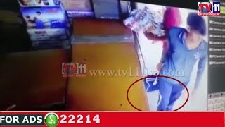 PERSON CHEATED BELIEVER AT LB NAGAR HYDERABAD TV11 NEWS 2ND JUNE 2015