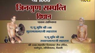 Gandhi Nagar(Delhi)|Shri Surtnsagari Ji Maharaj| Shri Jingunn Sampati Vidhan|Date:-12/07/2015