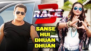 RACE 3 Advance Booking India Begins From 10th JUNE, RACE 3 NEXT Song Sanse Hui Dhuan Dhuan