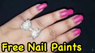 30 Rs Nail Paints ? NY Bae Nail Paints | Affordable Makeup India | JSuper Kaur