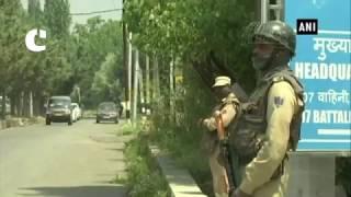 Heavy security forces deployed ahead of Rajnath Singh's visit: Ravideep Singh Shahi