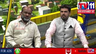 METRO WORK FAIL IN HYD | TRAFFIC JAM SUGGESTION WITH SYED MASHTAQ GHOURI | Tv11 News | 06-06-2018