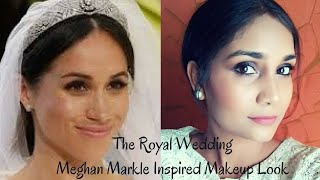 Meghan Markel Wedding Makeup | Christian Bridal Makeup | Nidhi Katiyar
