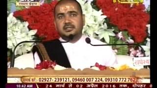 Shri Ramprasad ji Maharaj    Swarn Jayanti Amrit Mahotsav   Rajasthan Live 16 Mar Part 1