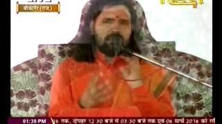 Jambhvani Hari Katha Gyan Yagy || Swami Sachidanand ji Acharya|| Rajasthan Live || 3 Mar Part 2