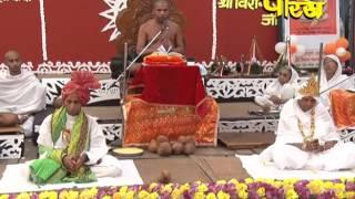 Bhilai (Chhattisgarh)|Shri Vibhav Sagar Ji Muniraj| Diksha Samaroh Part-2|Date:-18/11/201515