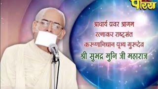 Shri Subhadra Muniji Maharaj | Mangle Pravachan Ep-121|Rohini Sec-3(Delhi)| Date:-13/1/2016