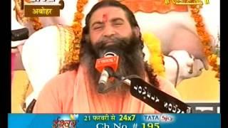 Jambhani Hari Katha Gyan Yagya || Swami Rajendranand ji || Abohar, Faazilka|| Live || 19 Feb || P1