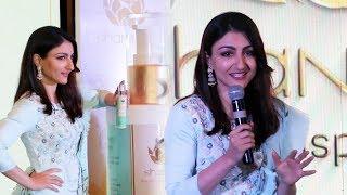 Soha Ali Khan At The Launch Of SHANKARA | New Ayurveda Product