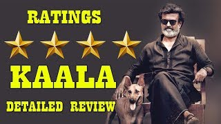 Kaala Movie DETAILED REVIEW I Rajinikanth