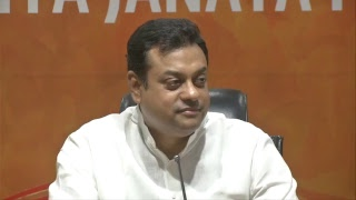 Congress is allying with banned outfits to spread chaos and anarchy in the country: Dr. Sambit Patra