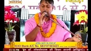 Jambhani Hari Katha  || Swami Sadanand Ji Maharaj|| Jodhpur,Rajasthan || Live || 28 may || P3