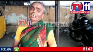 2 YRS KID DEAD IN CAR ACCIDENT & ACCUSED ARRESTED BY SAIDABAD POLICE TV11 NEWS 8TH AUG 2017