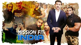 MISSION FIT INDIA CAMPAIGN LAUNCH | FULL VLOG |