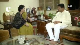 'Sampark for Samarthan': Dharmendra Pradhan meets Odia novel writers