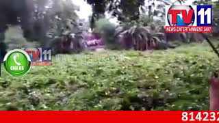 HEAVY RAIN LASHED IN ASSAM  TV11 NEWS 13TH AUG 2017