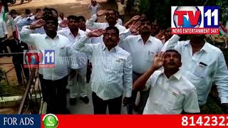 15TH AUG INDEPENDENCE DAY CELEBRATE IN SRGP BY DEPUTY COLLECTOR & MRO TV11 NEWS 15TH AUG 2017