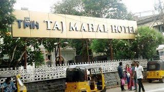 TAJ MAHAL HOTEL ABIDS PURI KI SABJI MEA KIDA CUSTOMER LODGE COMPLAINT 15TH AUG 2017