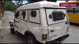 Weapon snatching bid foiled in Wanpooh Kulgam