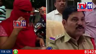 ADULTERY IN THE PURSUIT OF MASSAGE, CYBERABAD SPL TEAM RAID, MADHAPUR TV11 NEWS 20TH AUG 2017