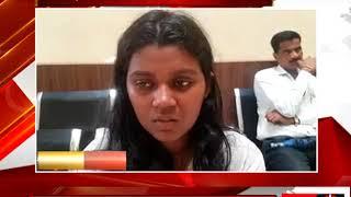 ठाणे - पहली ही तेज बारिश और गड्ढे ने ली युवती की जान - tv24