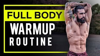 Complete WARM UP ROUTINE Before Workout | Full Body Stretching/Warmup Exercises Before GYM