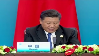 PM Modi at the Signing Ceremony and Joint Press Conference at SCO Summit in Qingdao, China