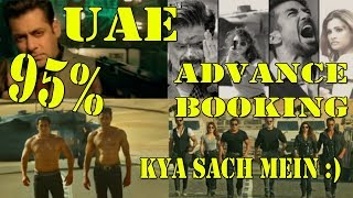 RACE 3 Gets 95 Percent Advance Booking In UAE I Will beat Tiger Zinda Hai Advance Booking Record!