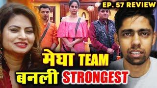 Resham Team Becomes WEAK, Megha Team Becomes STRONGEST   Bigg Boss Marathi Ep.57 Review