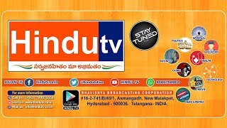 YCP Botsa satyanarayana fires on ap cm chandrababu\\HINDU TV LIVE \\