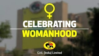 GAIL- Celebrating Womanhood