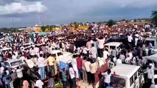 सीकर किसान हुँकार महारैली में उमड़े लाखों किसान,भीड़ देखकर घबराई वसुंधरा सरकार