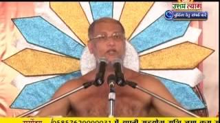 Muni Pulak Sagar Ji Maharaj | Pravachan | Ep - 393