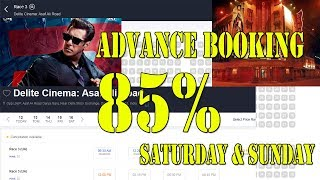 RACE 3 Advance Booking In DELITE CINEMA IS 85 Percent Full On Saturday And Sunday