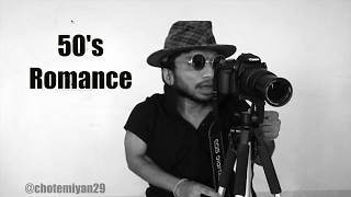 50's Romantic Scene | Chote Miyan | Sakht Launda