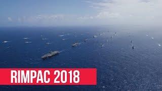 RIMPAC 2018: India among 26 participant countries | Economic Times