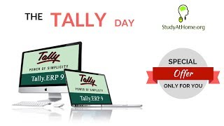 The Tally Day.. Great Offer !! Grab Now