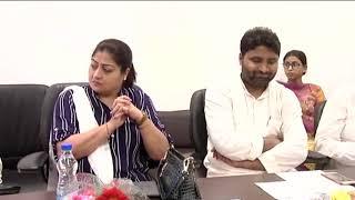 झंडेवालान | प्रेस एरिया एसोसिएशन की जनप्रतिनिधियों ओर अधिकारियों की मीटिंग | delhi darpan tv