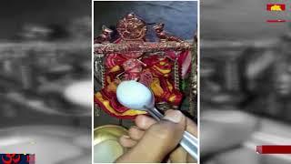 Laddu Gopal फिर पी रहे हैं दूध ! लोगों की भारी भीड़   देखिए चमत्कार