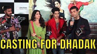 Dhadak Trailer launch event Part 2   Janhvi   Ishaan   Shashank Khaitan   Karan Johar
