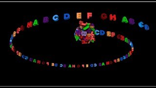 MoGraph Text Animation using Attractor in Cinema 4D Tutorial