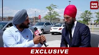 NDP के प्रधान जगमीत सिंह का पहला पंजाबी इंटरव्यू