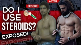 DO I TAKE STEROIDS ? | Build a Great Physique Without Using Steroids (Natural Bodybuilding)