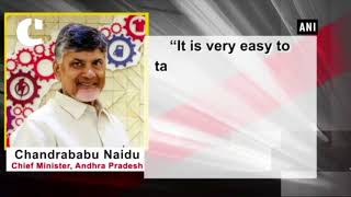There is chance of preponement of General Elections, State elections: CM Naidu