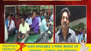 Mining Dependents Dharna Day 3: Will Not Move Till There Is A Solution Says Dependents