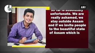 Assamese students holds silent meet for lynched youths