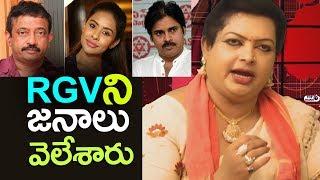 Devi Grandham Comments on RGV Officer | Ram Gopal Varma | Sri Reddy | Pawan Kalyan | Janasena Party