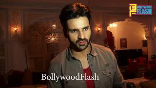 Divyanka Tripathi Husband Vivek Dahiya Exclusive Interview - Qayamat Ki Raat Serial - Star Plus
