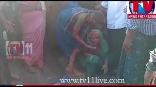 నిర్మల్ జిల్లా లో  న్యూ సాంగ్వీ గ్రామం కు చెందిన ఇద్దరు యువకులు మృతి | TV11NEWS| 07-11-17